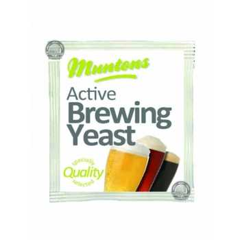 Дрожжи «Muntons Active Brewing Yeast»...
